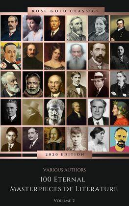 100 Eternal Masterpieces of Literature - volume 2
