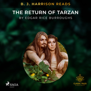 B. J. Harrison Reads The Return of Tarzan
