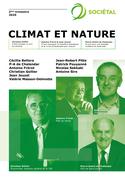 Revue Sociétal : Climat et Nature