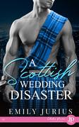 A Scottish wedding disaster