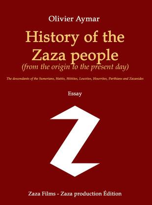 History of the Zaza people