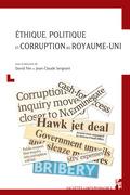 Éthique, politique et corruption au Royaume-Uni