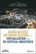 Radio Access Network Slicing and Virtualization for 5G Vertical Industries