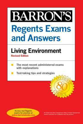 Regents Exams and Answers: Living Environment Revised Edition