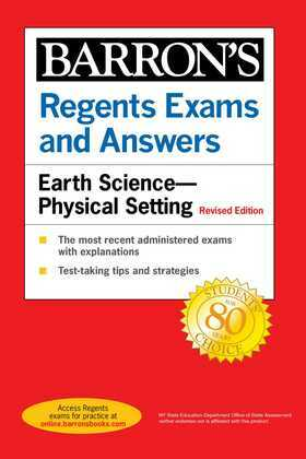 Regents Exams and Answers: Earth Science--Physical Setting Revised Edition