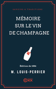 Mémoire sur le vin de Champagne