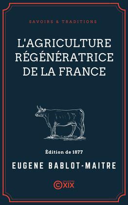 L'Agriculture régénératrice de la France