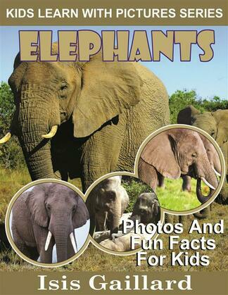 Elephants: Photos and Fun Facts for Kids