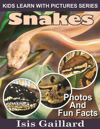 Snakes: Photos and Fun Facts for Kids