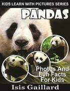 Pandas: Photos and Fun Facts for Kids