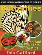 Butterflies: Photos and Fun Facts for Kids