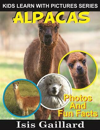 Alpacas: Photos and Fun Facts for Kids
