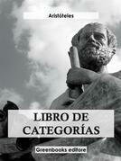 Libro de categorías