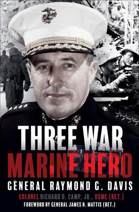 Three War Marine Hero