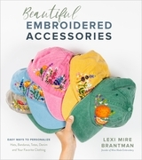 Beautiful Embroidered Accessories