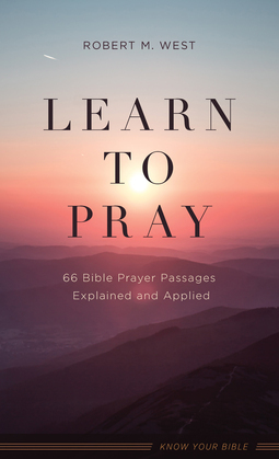 Learn to Pray