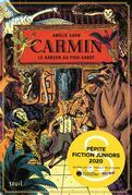 Carmin, tome 1 - Pépite Fiction Juniors Montreuil 2020
