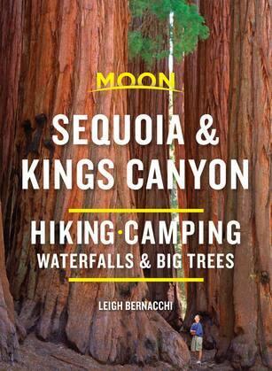 Moon Sequoia & Kings Canyon