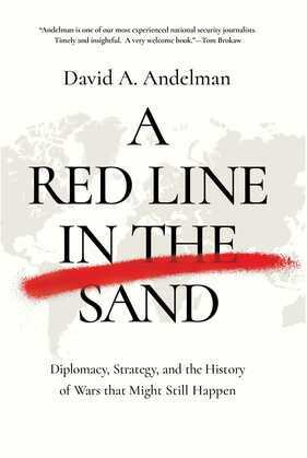 A Red Line in the Sand