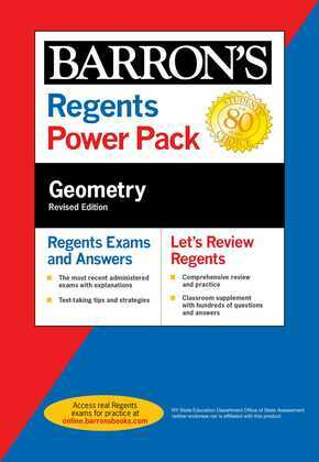 Regents Geometry Power Pack Revised Edition