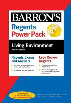 Regents Living Environment Power Pack Revised Edition