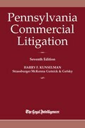 Pennsylvania Commercial Litigation Seventh Edition (2021)