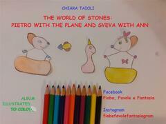 The world of stones: Sveva and Pietro