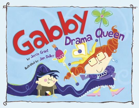 Gabby Drama Queen