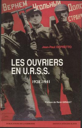 Les ouvriers en U.R.S.S.
