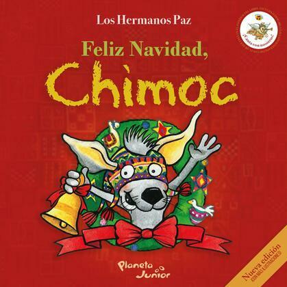 ¡Feliz Navidad, Chimoc!