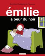 Emilie a peur du noir