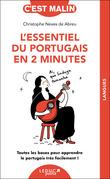 L'essentiel du portugais en 2 minutes, c'est malin