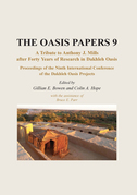 Proceedings of the Ninth International Dakhleh Oasis Project Conference