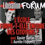 Libération Forum. L'école forme-t-elle encore des citoyens ?