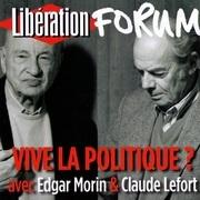 Libération Forum. Vive la politique ?