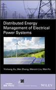 Distributed Energy Management of Electrical Power Systems