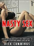 Nasty Sex - Group FFM Threesome Menage Erotica