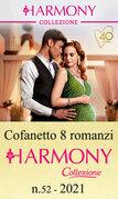 Cofanetto 8 Harmony Collezione n.52/2021