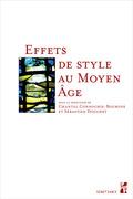 Effets de style au Moyen Âge