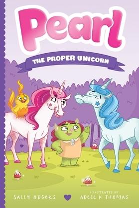 Pearl the Proper Unicorn