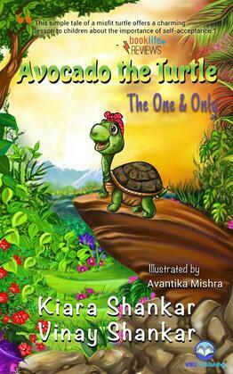 Avocado the Turtle