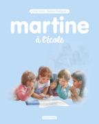 Ma mini bibliothèque Martine - Martine à l'école