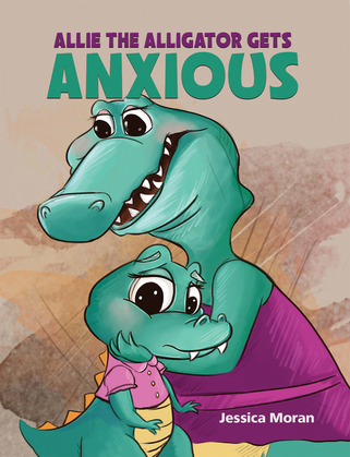 Allie the Alligator Gets Anxious