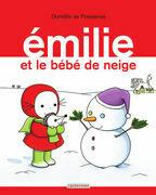 Émilie (Tome 17) - Émilie et le bébé de neige
