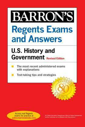 Regents Exams and Answers: U.S. History and Government Revised Edition