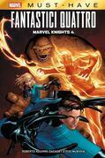 Marvel Must-Have: Fantastici Quattro - Marvel Knights: 4