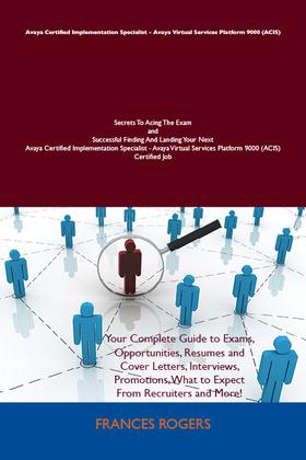 Avaya Certified Implementation Specialist - Avaya Virtual Services Platform 9000 (ACIS)