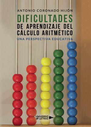 Dificultades de aprendizaje del cálculo aritmético