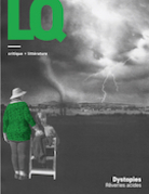 Lettres québécoises. No. 179, Hiver 2020