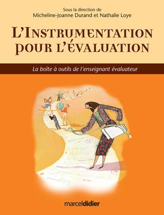 L'instrumentation pour l'évaluation